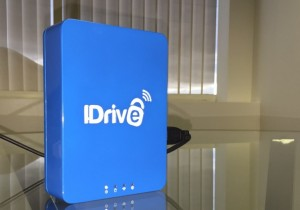 iDrive One Giveaway: Win your own personal cloud!