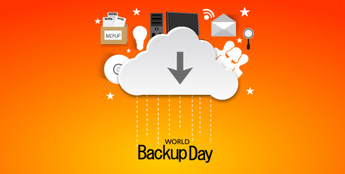 It's World Backup Day!