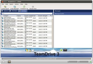 TeamDrive - Software Activity