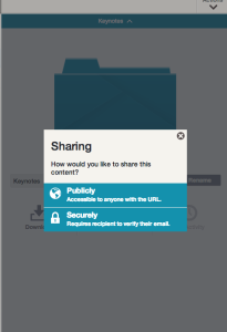 Copy - Folder Share Action