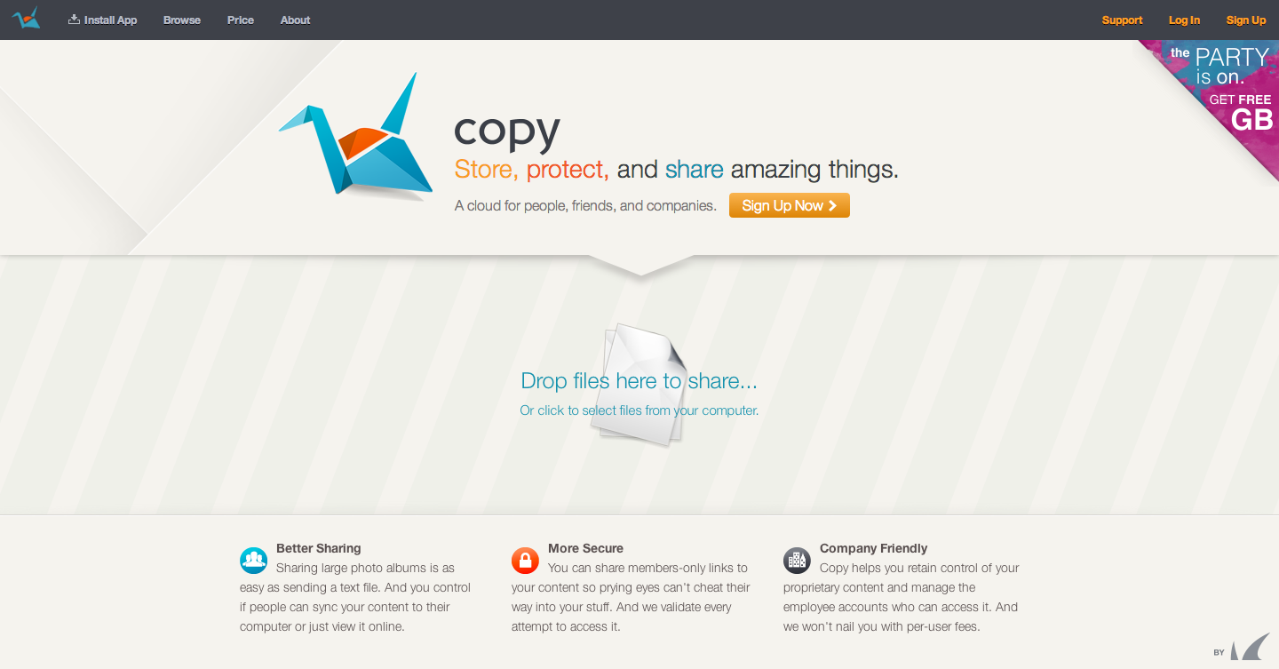 Copy com Review - BestBackups com