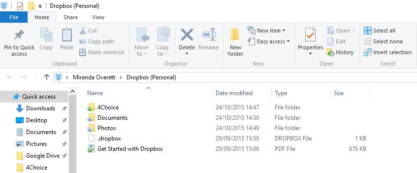Dropbox-desktop