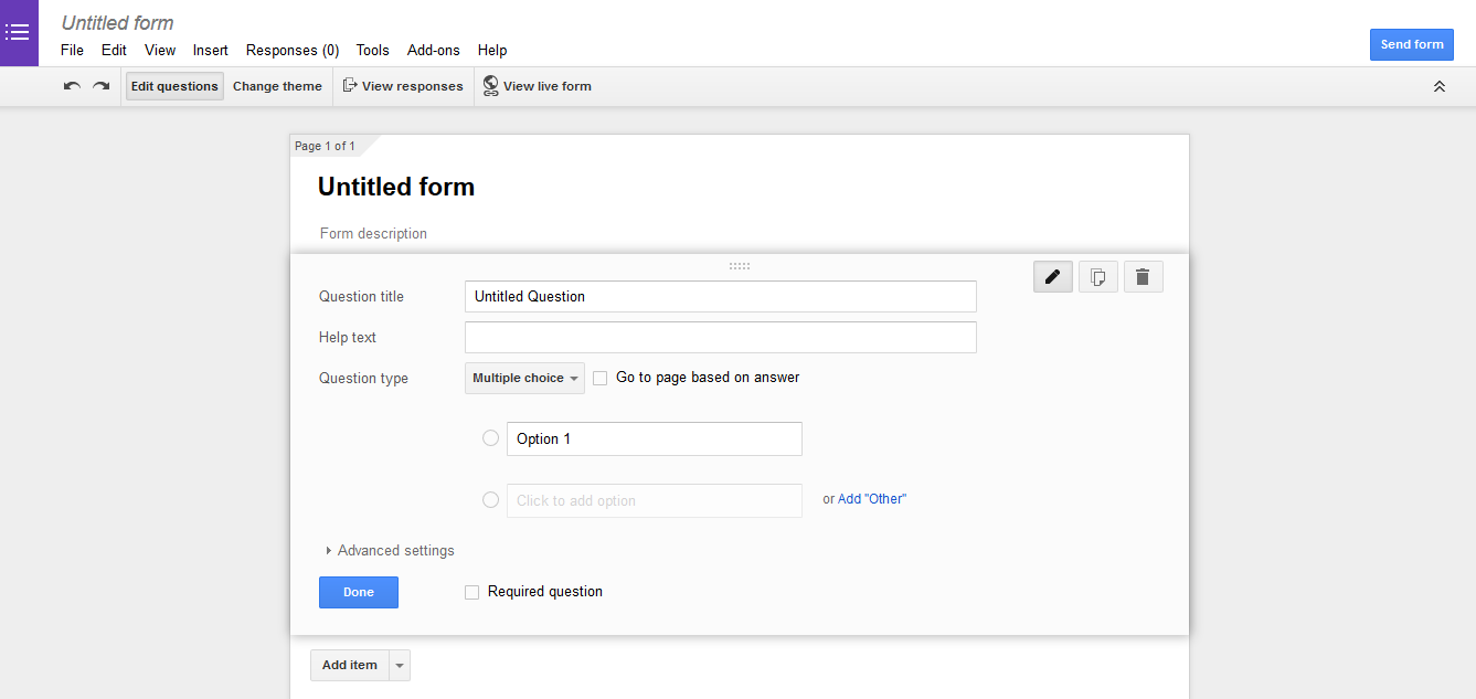Google-Drive-Google-Forms