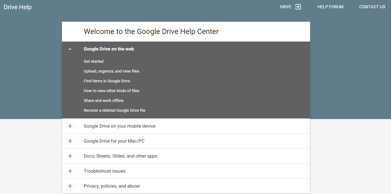 how to retrieve deleted items from google drive