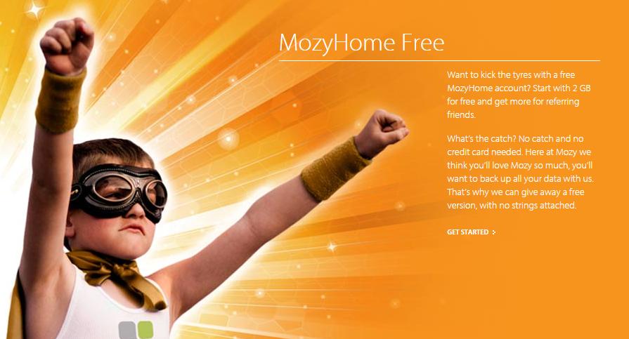 Mozy-free