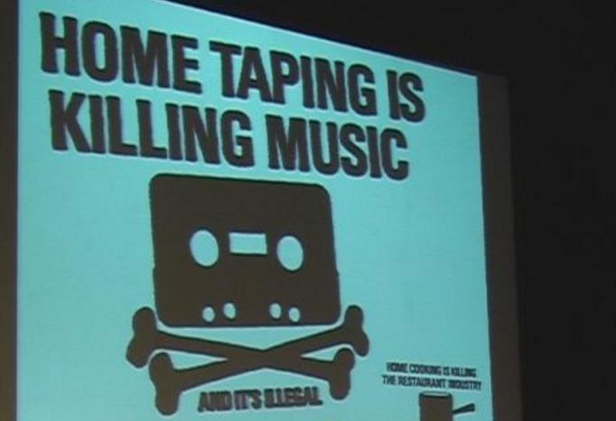 Backing up music