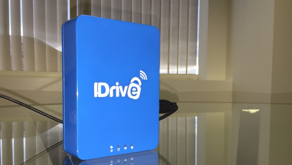 In May 2016 Idrive Announced The Launch Of One A Wireless Storage Device That Allows You To Create Your Own Personal Cloud For Saving And